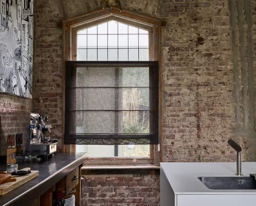 Roleta rzymska do kuchni